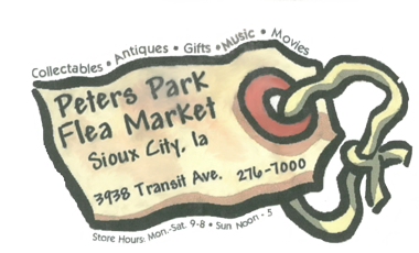 Peters Park Flea Market