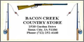 Bacon Creek Country Store
